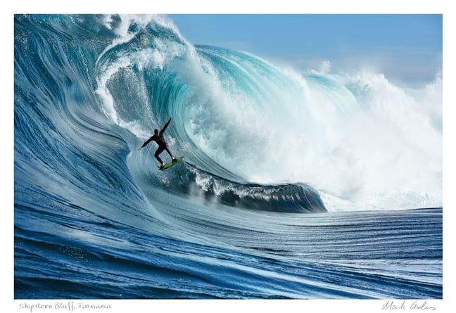 surf Shipstern Bluff